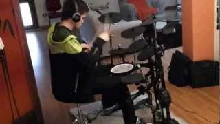 Sum 41 - The Hell Song (Drum Cover) - Roland TD-11K