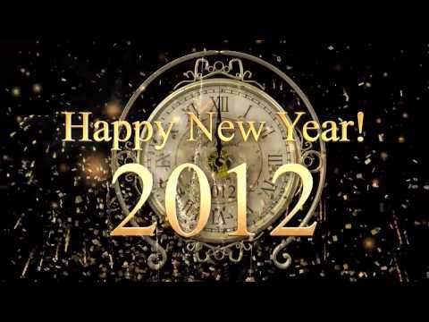 Bonne Année – Happy New Year – 2012