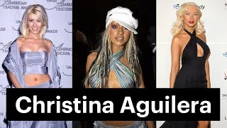 "Christina Aguilera: From Pop Princess to ""Dirrty"""