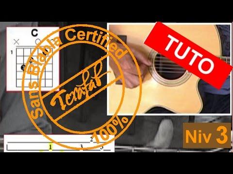 Comment jouer Le métèque de George Moustaki à la guitare