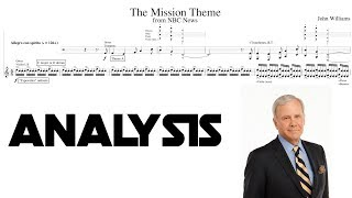 "NBC News: ""The Mission Theme"" by John Williams (Score Reduction and Analysis)"