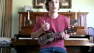 Ukulele Tutorial - Easiest thing ever - Cool Hawaiian Riff (Waiting In Vein by Bob Marley)