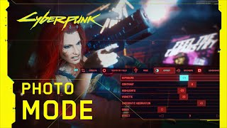 Cyberpunk 2077\'s Photo Mode Looks Robust in New Trailer