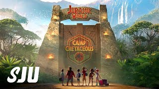 Jurassic World Animated Series Coming to Netflix | SJU