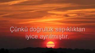 Ayetel kürsi ve türkçe meali - Müthiş bir Kuran ziyafeti