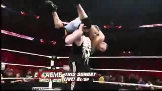 John Cena vs Brock Lesnar - This Sunday Promo HD - Extreme Rules 2012