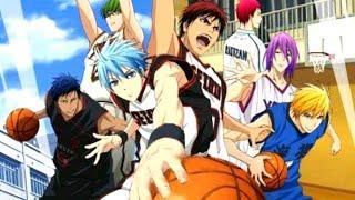Kuroko no basket [amv] Gang up