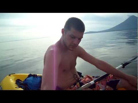 Kayaking Lake Nicaragua Part 2
