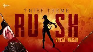 [던파OST] 도적 테마곡 Rush (feat. 헤이거)