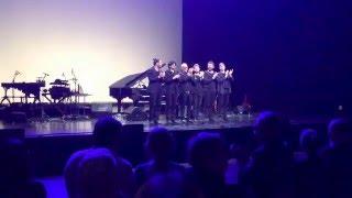Aplausos en concierto Ludovico Einaudi 16 Abril de 2016 en Madrid