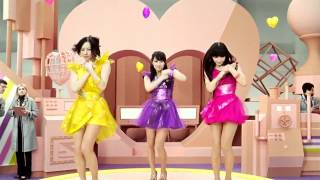 Perfume ♪ Communication ☆ KANRO Pure Gummy CM