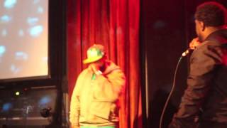 """SD Exclusive: Crooked I Premieres """"Apex Predator"""" Live At Nectar Lounge (2-3-13)"""