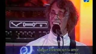 Spinetta - Seguir viviendo sin tu amor