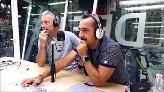 Deejay Chiama Italia, problema tecnico in diretta...