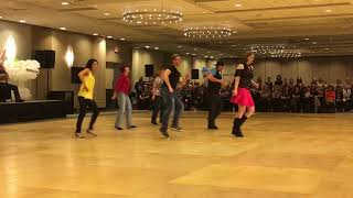 All Katchi, All Night Long Line Dance by Kerry Maus @2017 Windy City