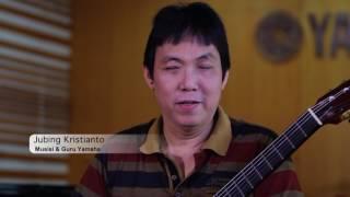 Tips Dasar bermain Gitar Klasik part 1 - Jubing Kristianto