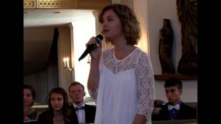Beautiful In White - Westlife (Cover by Victoria Lampa)