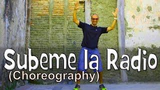 Enrique Iglesias - SUBEME LA RADIO || Dance Fitness, Choreography