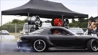 Mazda RX7 26B Rotary Turbo