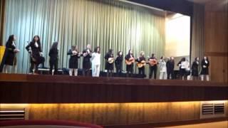 Tôna Tuna - Tuna Feminina do Instituto Politécnico de Bragança - Lua  - Mirandela 29/02/2012