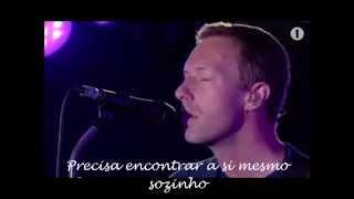 Coldplay Oceans (Legenda em Português)