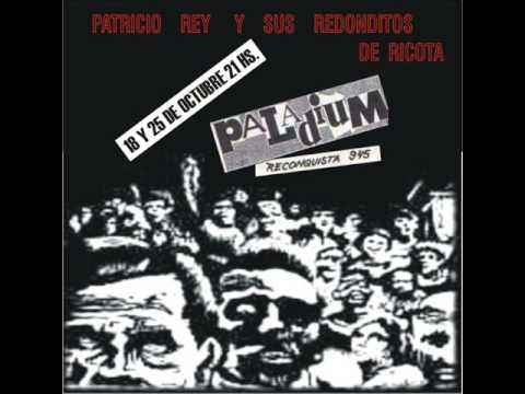 los redondos paladium 86