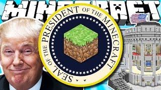 If Minecraft Had a President