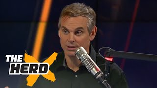 Cowherd on Ronda Rousey: When the bully gets hit back, the bully changes | THE HERD
