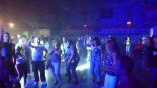 Jump Around Toni and Stephan dance afterparty 90s Explosion Nitra 17.9.16