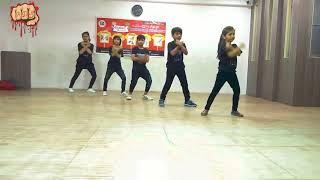 Satyameva Jayate : PANIYON SA Song   Razin Shaikh Lyrical Choreography   RDS Family,Junagadh.