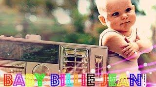 Baby Billie Jean - Michael Jackson babies dancing