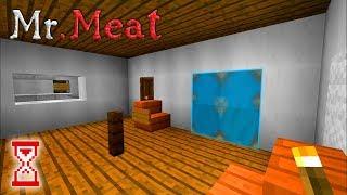 Обновление проекта #3 Построил все комнаты | Minecraft Mr. Meat