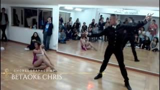 Tito Puente- Cochise - Betaoke Chris Choreography