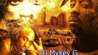 2pac - Pain feat Diana Ross (Missing U Version) 2009 DJ Mykey G
