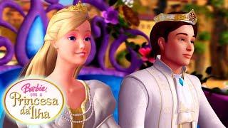 Barbie em a Princesa da Ilha | O Amor como Guia - Videoclipe♫
