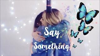 Say something -  Alba Mendez ft. Andrea Washington Cover