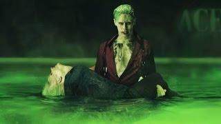 The Joker & Harley Quinn - Gasoline (Suicide Squad)