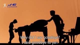 Karaoke We said goodbye - Dave Maclean