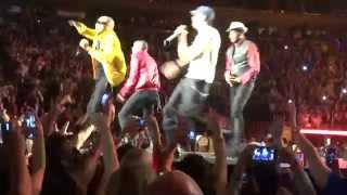 Enrique Iglesias - Bailando - 25-Sep-2014 Madison Square Garden - NYC
