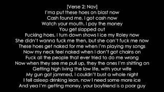 Nav - Up Lyrics