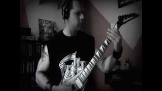 Morgoth - Body Count (Cursed 1991) / Rhythm guitar cover