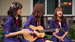 โมบาย Bnk48 ร้องเพลง 365 วันกับเครื่องบินกระดาษ feat.ปัญ Bnk48