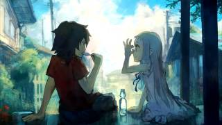 [NIGHTCORE] Tyrone Wells - Time of our lives