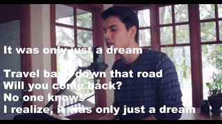 Just A Dream - Tribute For Christina Grimmie (Sam Tsui Acoustic Cover) [Audio Lyrics Video]