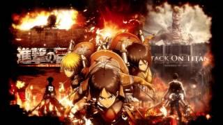 Attack on Titan season 2 OST - YouSeeBIGGIRL (Vogel Im Kafig remastered 2017 OST)