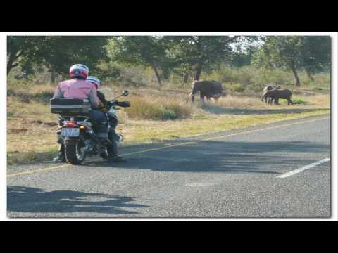 Africa – A great ride on a BMW motorcycle