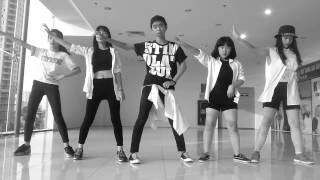 Crazy - 4MINUTE - Dance cover by K.O.S Team