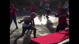 Comrades 2018 - Crazy Brazilian Dancing - VOSHO