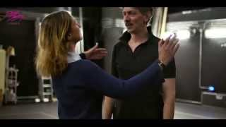 Dirty Dancing - Il cast: Jake, Marjorie e Lisa Houseman