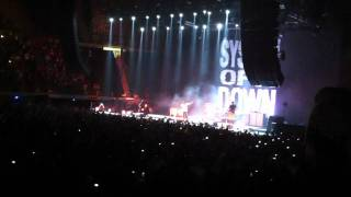 System of a Down - Introduction & Prison Song (Live at The Forum 5/24/11)